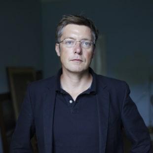 Björn Bicker heute Abend im alpha-Forum