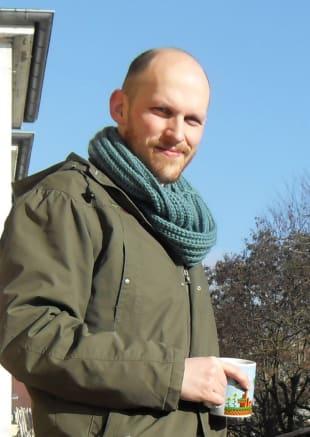"""Leonard Riegel in """"Hauptsache Kultur"""""""