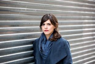 Valeria Luiselli auf Lesereise
