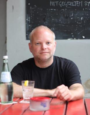 """Kristof Magnusson: """"Ein Mann der Kunst"""""""