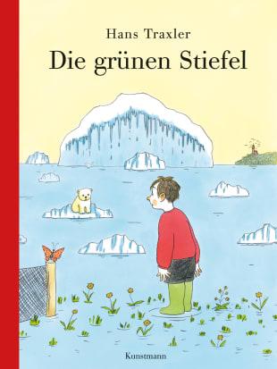 """Hans Traxler: """"Die grünen Stiefel"""""""
