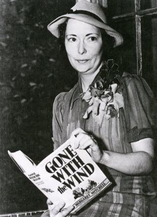 """Margaret Mitchell: """"Vom Wind verweht"""""""