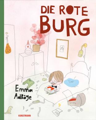"""Emma Adbåge, """"Die rote Burg"""""""