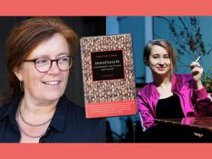 """Insta-Live mit Christina Clemm und Margarete Stokowski zu """"AktenEinsicht"""""""