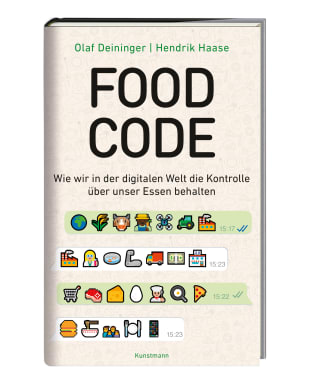 """Food Code""-Rezension in der FAZ"