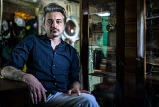 Roberto Camurri im Interview