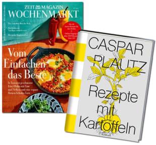Caspar Plautz im neuen ZEITmagazin Wochenmarkt