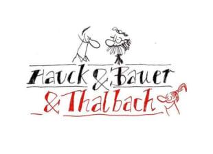 Finissage-Lesung mit Hauck & Bauer im Literaturhaus München