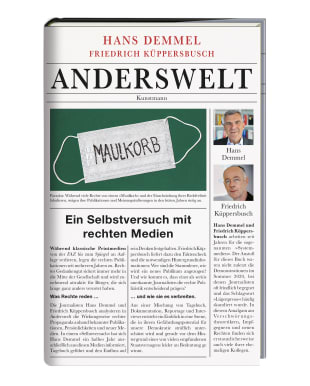 """Anderswelt"": Hans Demmels Selbstversuch mit rechten Medien"