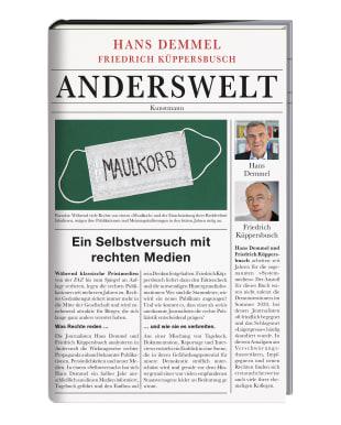 """""""Anderswelt"""" auf Platz 4 der Sachbuch-Bestenliste"""