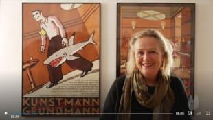 Fernsehbeitrag über Verlegerin Antje Kunstmann