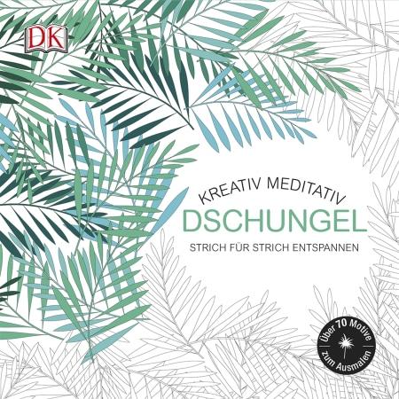 Kreativ Meditativ Dschungel Dk Verlag
