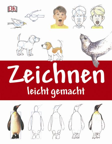 Zeichnen Leicht Gemacht Dk Verlag