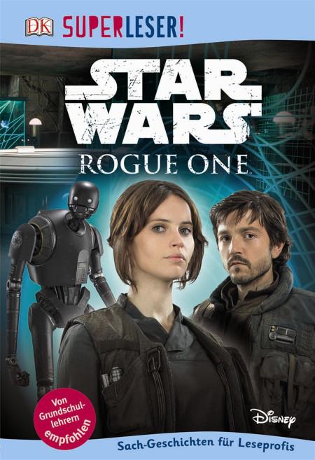 Superleser Star Wars Rogue One Dk Verlag