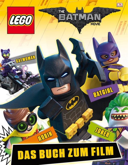 The Lego Batman Movie Dk Verlag