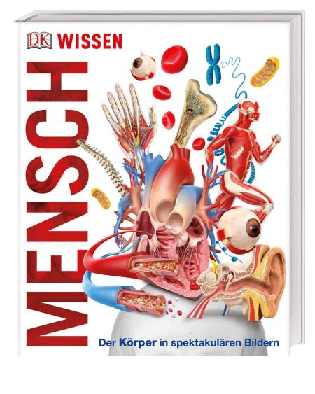 Mensch: Der Anatomie-Atlas mit spektakulären Bildern