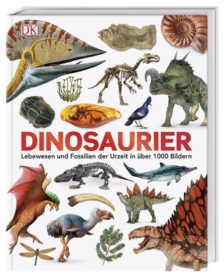 Dinosaurier Lebewesen Und Fossilien Der Urzeit