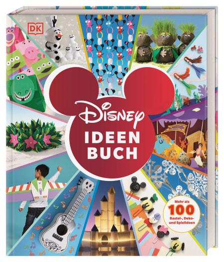 Disney Ideen Buch Dk Verlag
