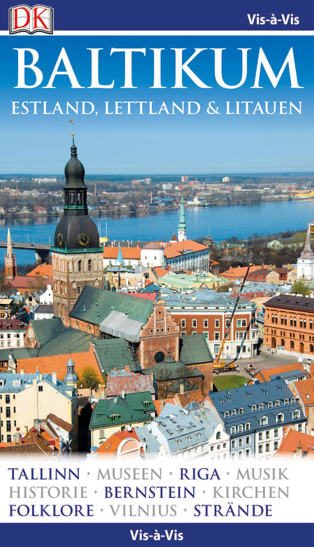 Vis-à-Vis Reiseführer Baltikum. Estland, Lettland & Litauen | ...
