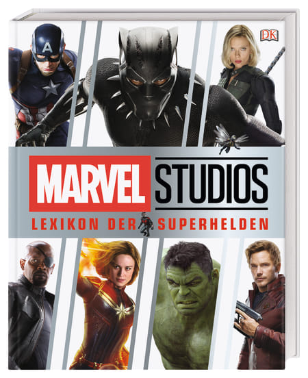 Marvel Studios Lexikon Der Superhelden Dk Verlag