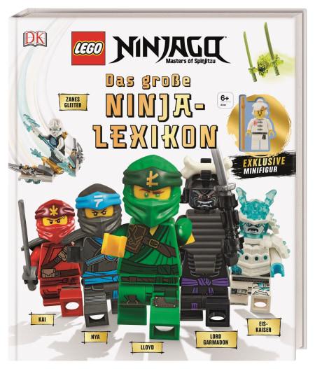 Lego Ninjago Das Große Ninja Lexikon Dk Verlag