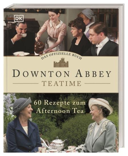 Coverbild Das offizielle Buch. Downton Abbey Teatime, 9783831040797
