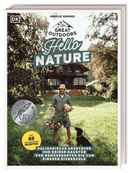 Coverbild The Great Outdoors – Hello Nature von Markus Sämmer, 9783831041428