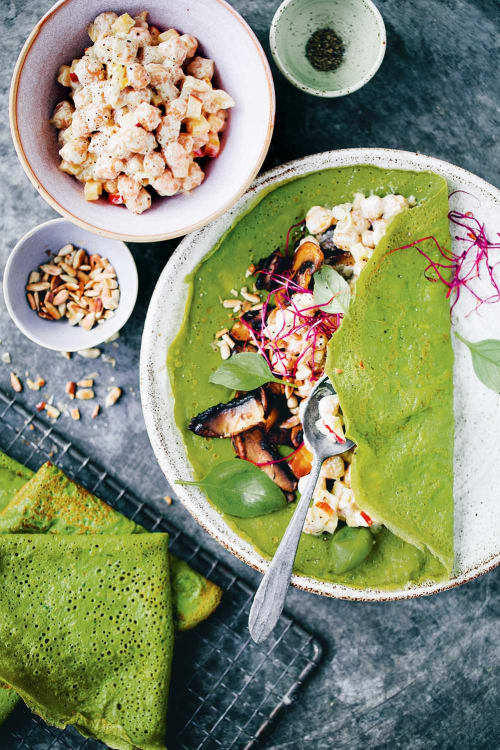 Die grüne Küche für jeden Tag: Schnell, gesund und ...