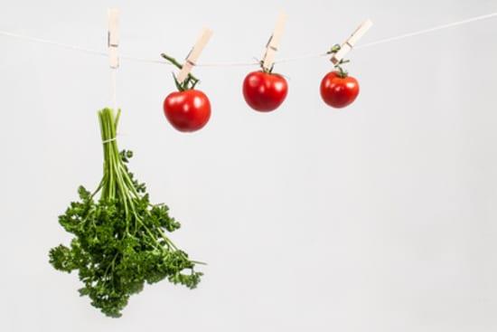 Untersuchungen veganer und vegetarischer Lebensmittel