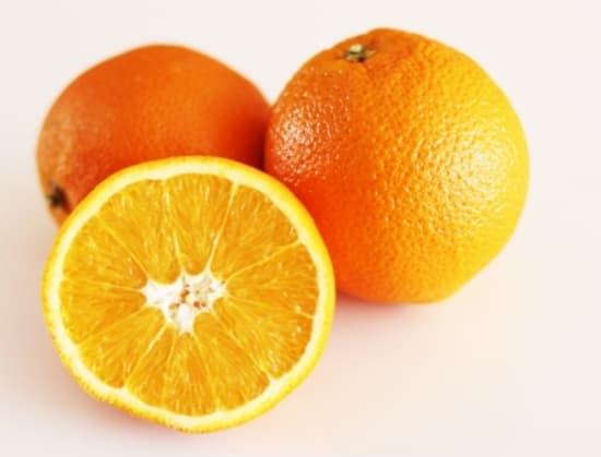 Europäische Orangen im Test