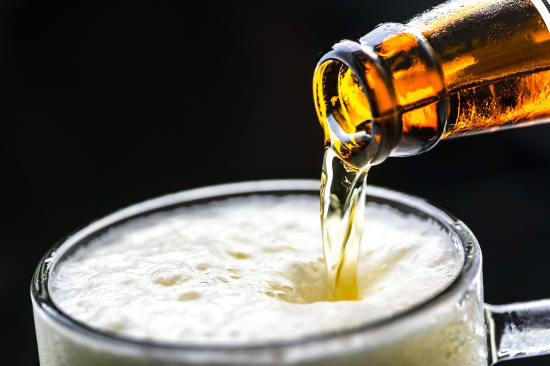Bierabsatz um 46 Millionen Liter gestiegen