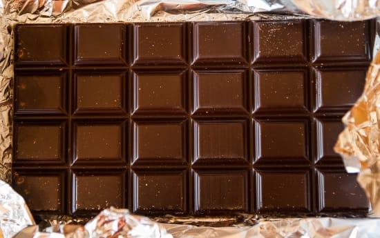 Schadstoffe in Bio-Schokolade