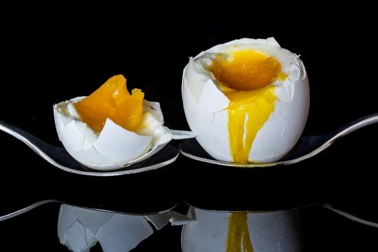 Eier im Fokus der Überwachung