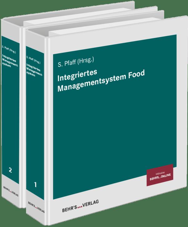Integriertes Managementsystem Food