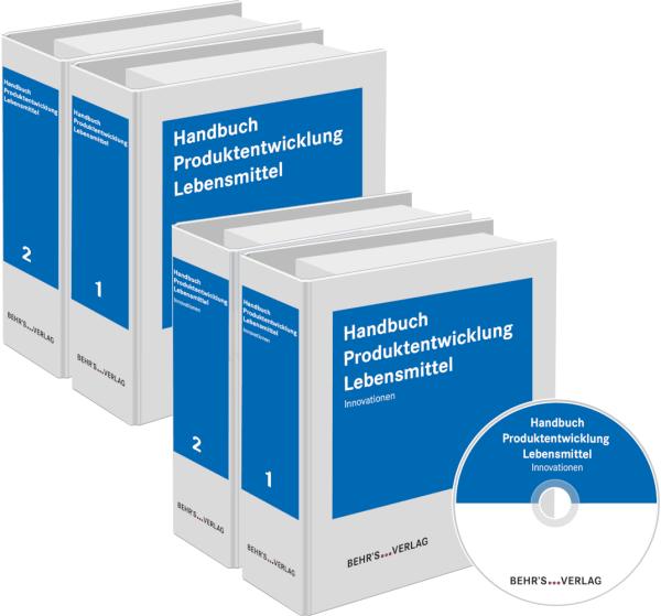 Handbuch Produktentwicklung Lebensmittel und Innovationen