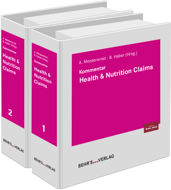 Health & Nutrition Claims