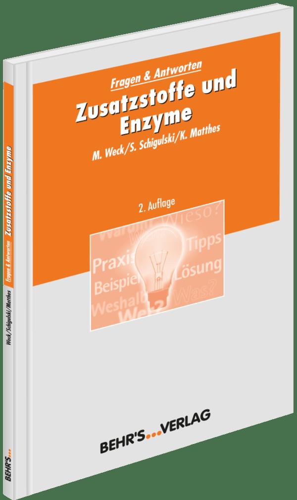 Zusatzstoffe und Enzyme