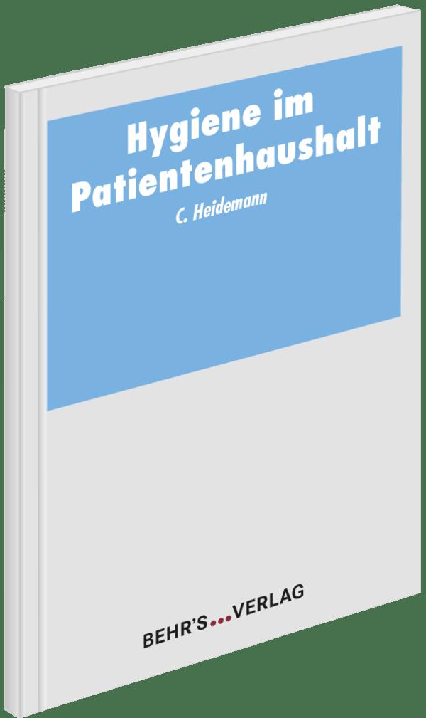 Hygiene im Patientenhaushalt