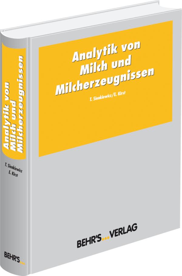 Analytik von Milch und Milcherzeugnissen