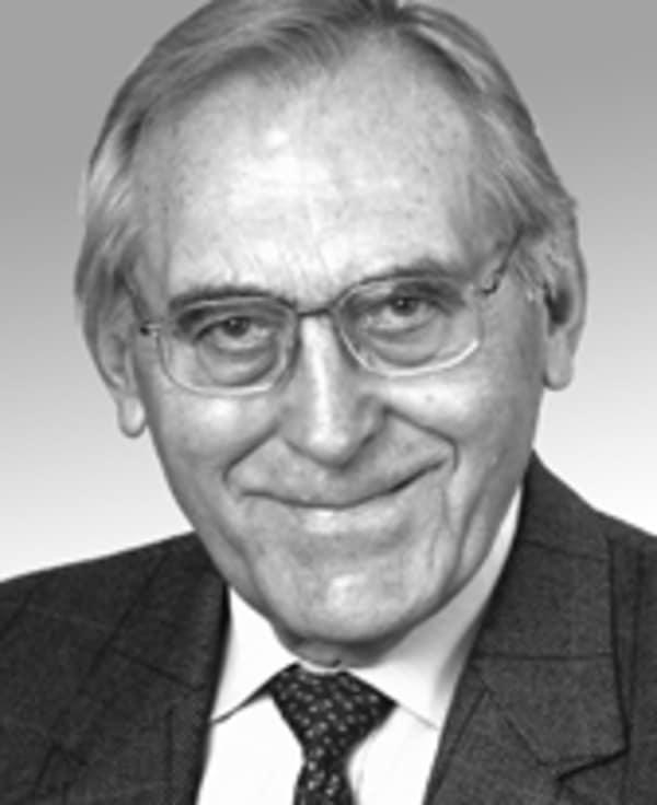 Prof. Dr. Walther Heeschen