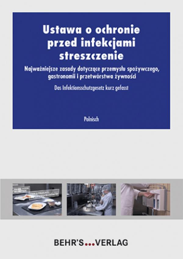 Das Infektionsschutzgesetz kurz gefasst - polnisch