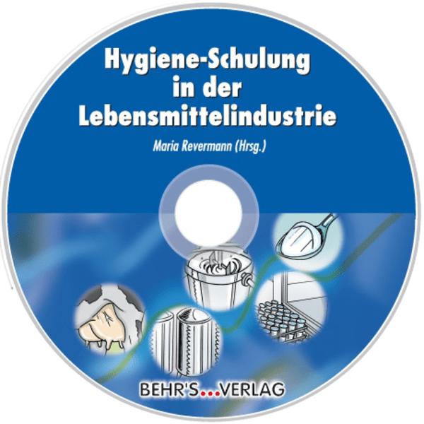 Hygiene-Schulung in der Lebensmittelindustrie CD-ROM