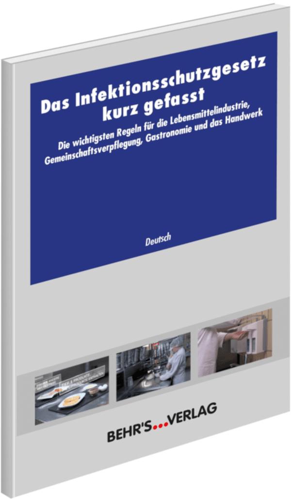 Das Infektionsschutzgesetz kurz gefasst - deutsch