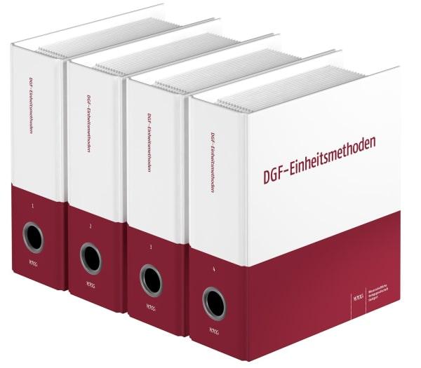 DGF-Einheitsmethoden