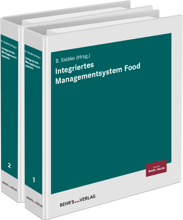 Integriertes Managementsystem Food