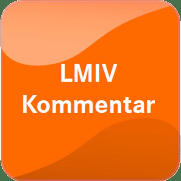 LMIV Kommentar - Auflage 2018