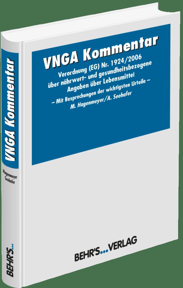 Health Claims Kommentar (VNGA Kommentar)