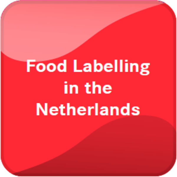 Food labelling in the Netherlands