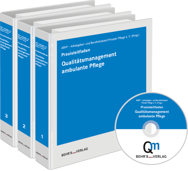 Qualitätsmanagement ambulante Pflege