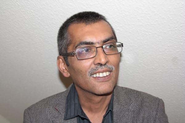 Dr. Harshadrai Rawel